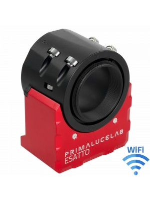 """ESATTO 2"""" focheggiatore robotico micrometrico"""