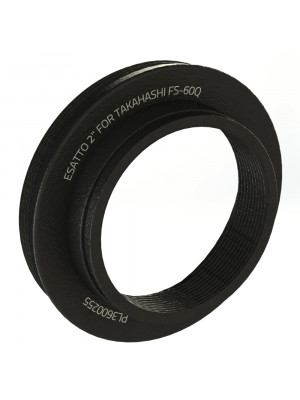 """Adapter ESATTO 2"""" for Takahashi FS-60Q"""
