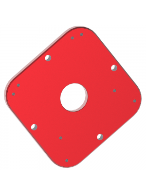 Paramount MX adapter for C120 pier