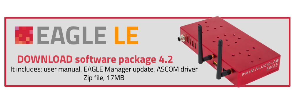 EAGLE LE software package download