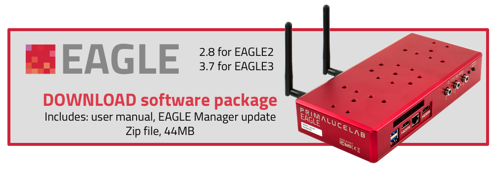 EAGLE software package download