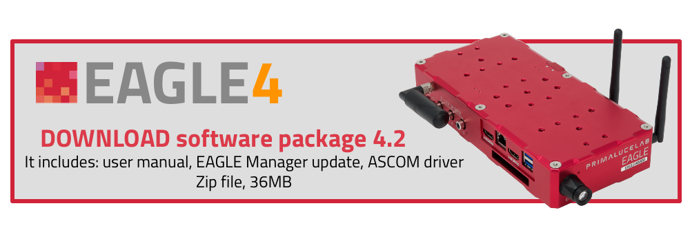 EAGLE4 software package download