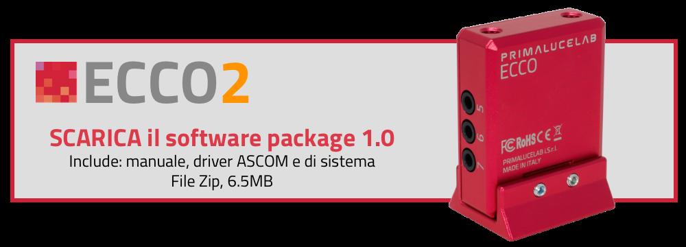 Scarica il pacchetto software per ECCO2