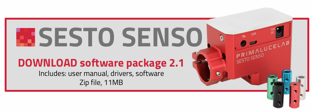 SESTO SENSO software package download