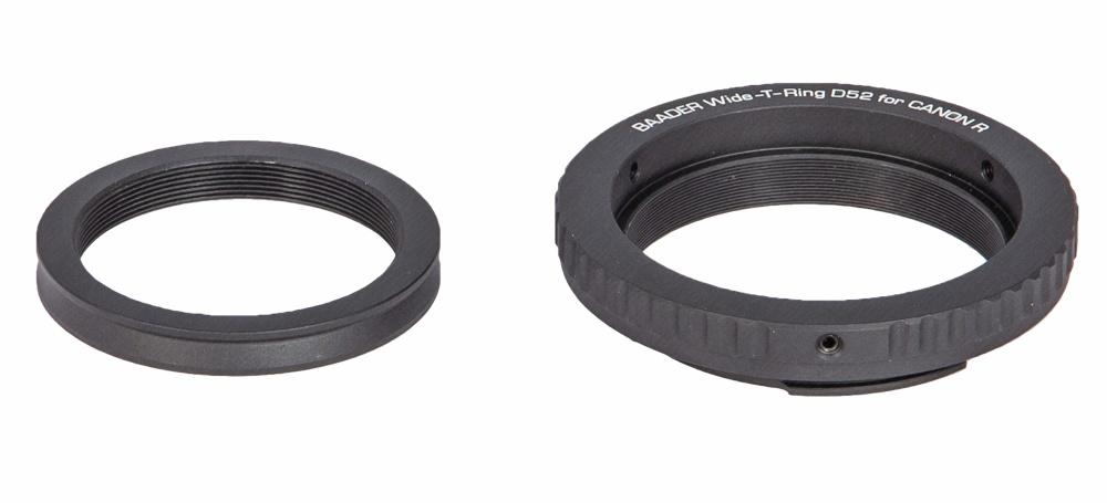 Baader anello Wide-T per Canon R con S52/T2