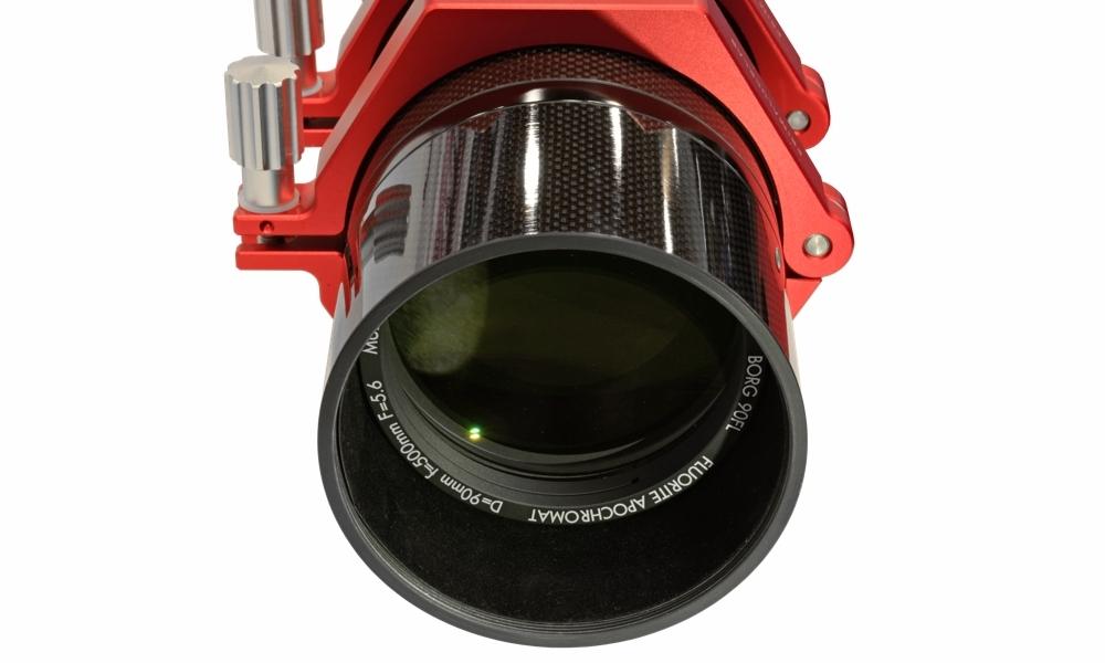 Borg fluorite apochromatic refractor 90FL f3.9 PLUS