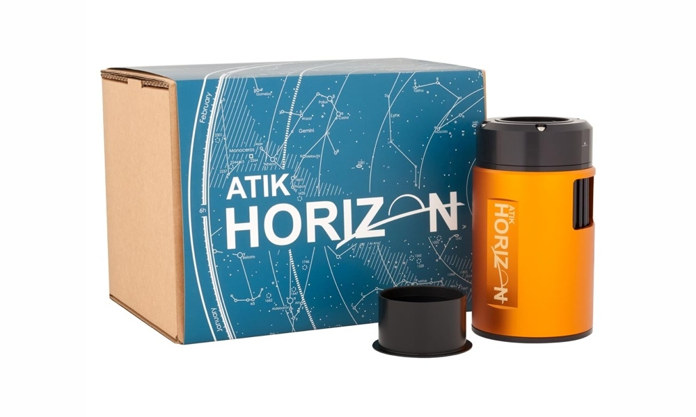 Atik Horizon monochrome camera
