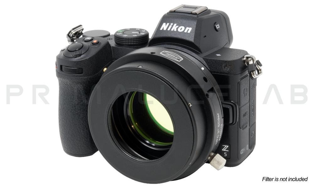Baader filter changer UFC for Nikon Z