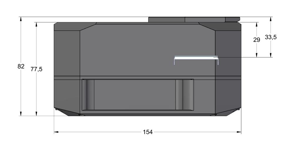 Moravian camera CCD G3-16200 Mark II monocromatica con ruota portafiltri integrata 5x50,8mm