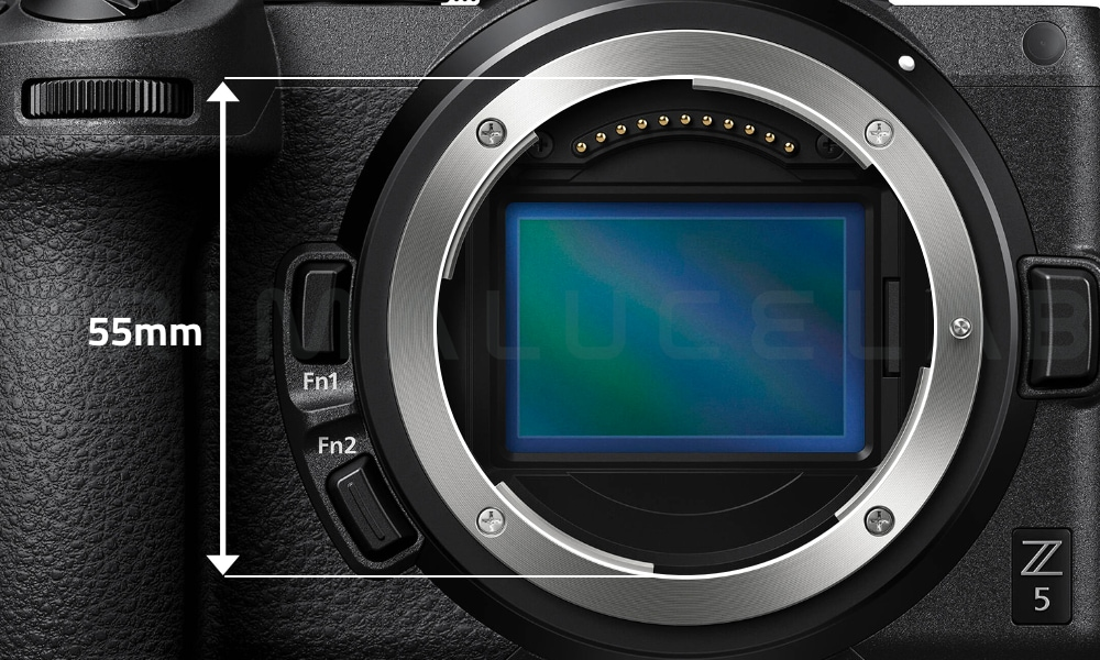 Nikon Z5 Full Spectrum for astronomy, UV and IR photography