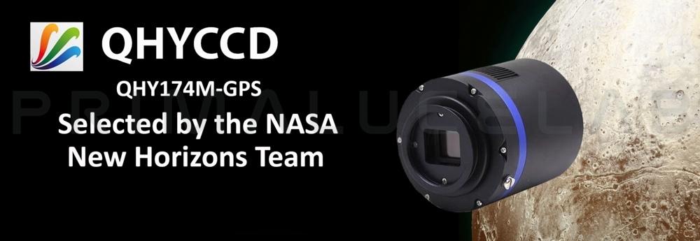 QHYCCD camera COLDMOS QHY174M-GPS monocromatica