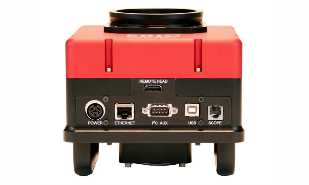 SBIG camera STXL-6303E monocromatica
