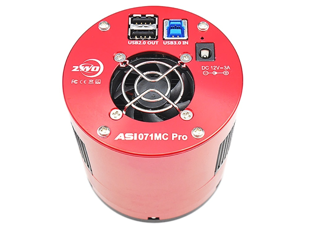 ZWO ASI071MC-PRO CMOS color camera