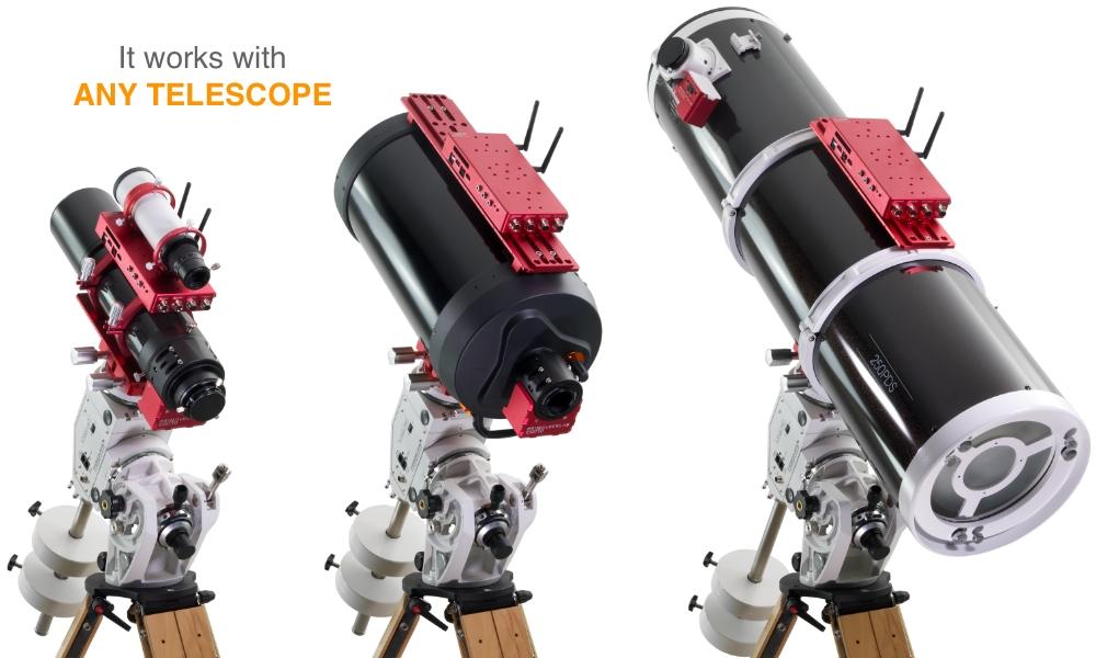EAGLE LE unità di controllo per telescopi e astrofotografia