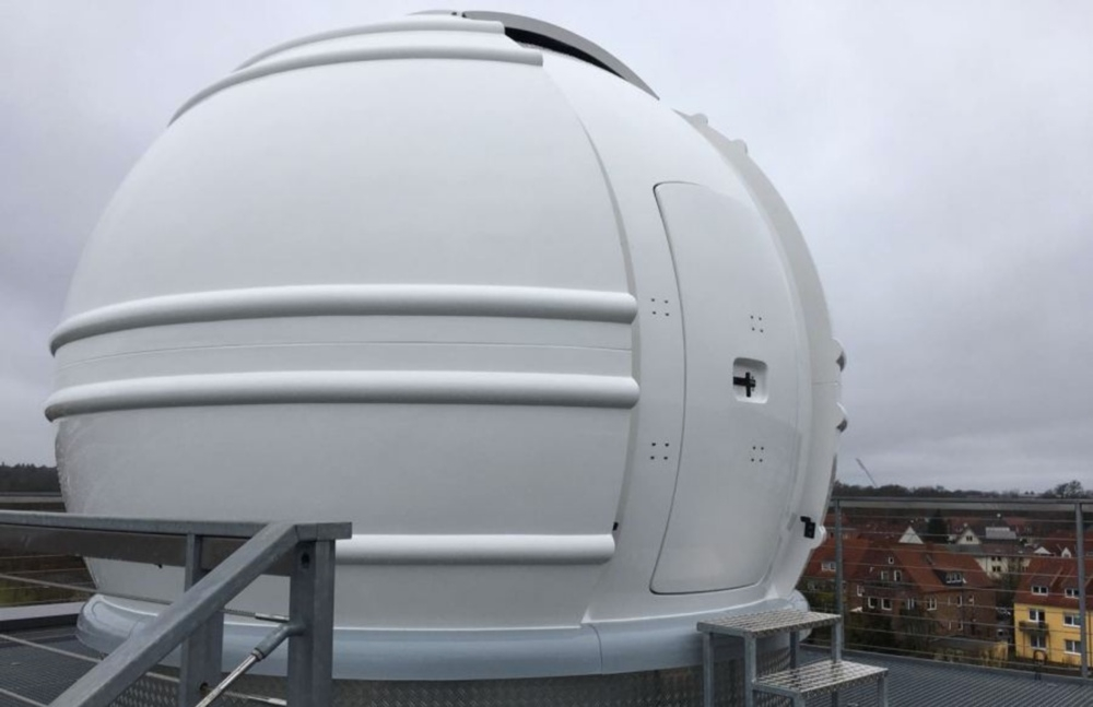 ScopeDome 4M observatory