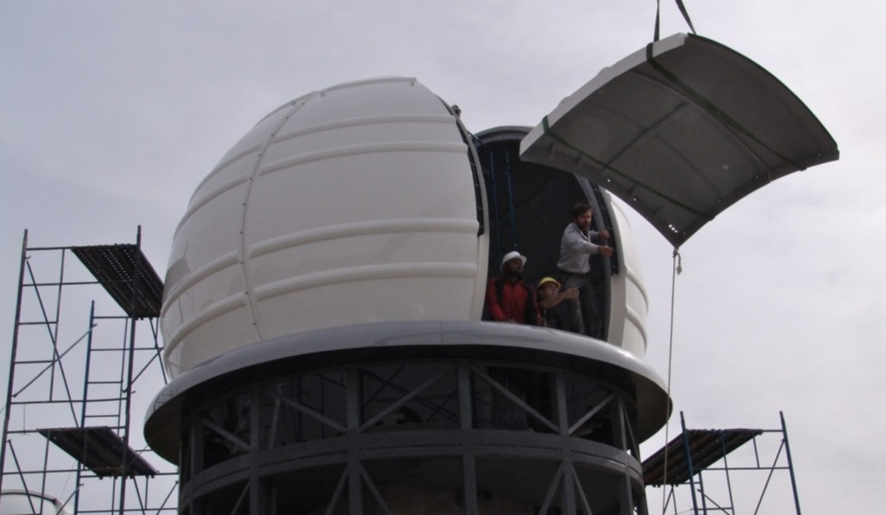 ScopeDome 5.5M observatory
