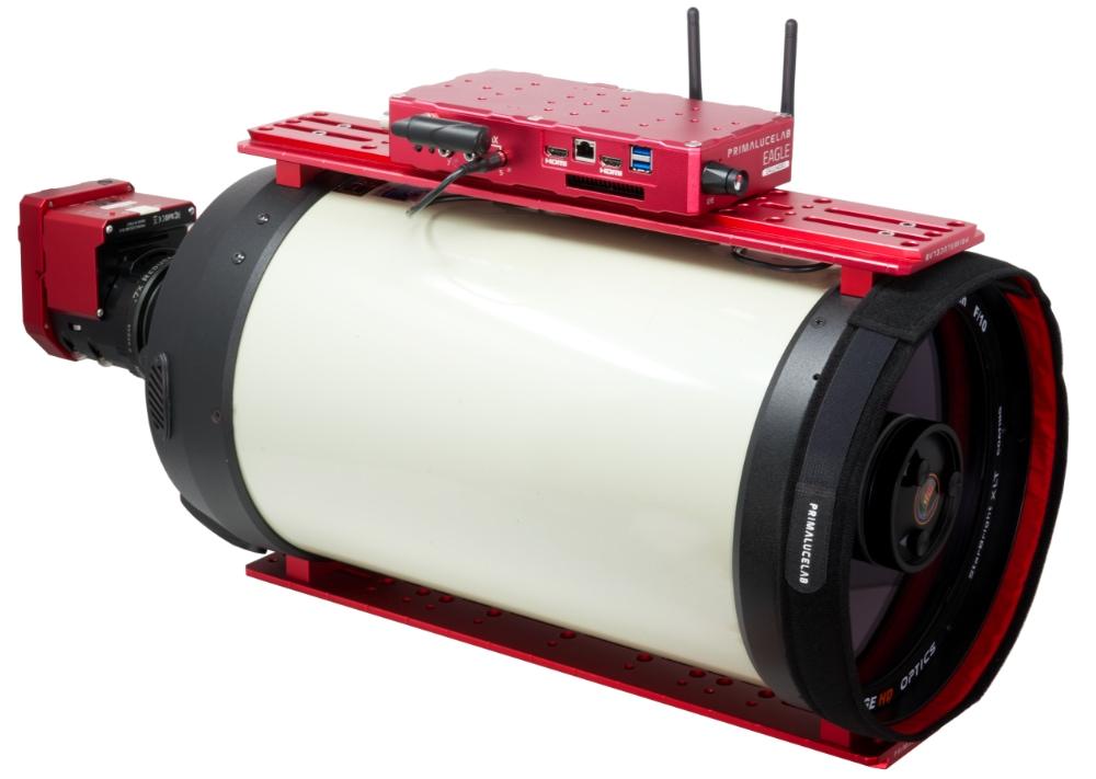 Dew heater for 450mm diameter telescopes