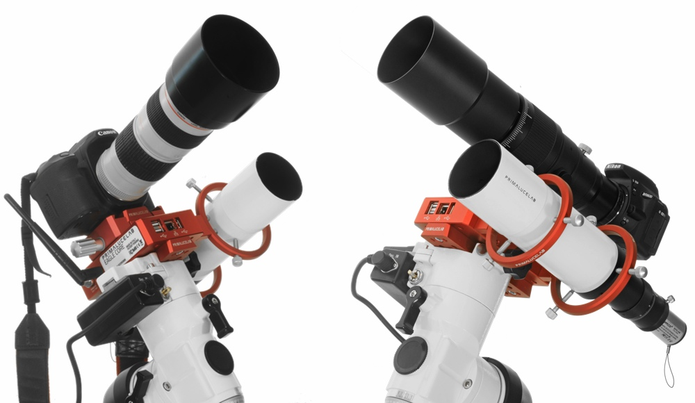 EAGLE CORE complete kit for DSLR astrophotography with lenses
