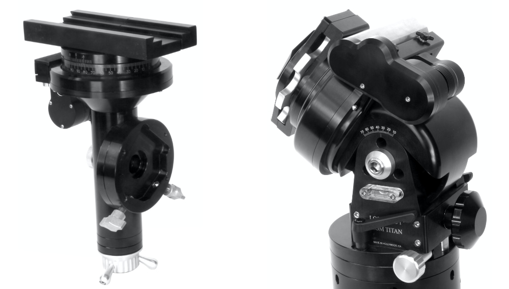 Losmandy G11T mount with Gemini 2 and HD tripod