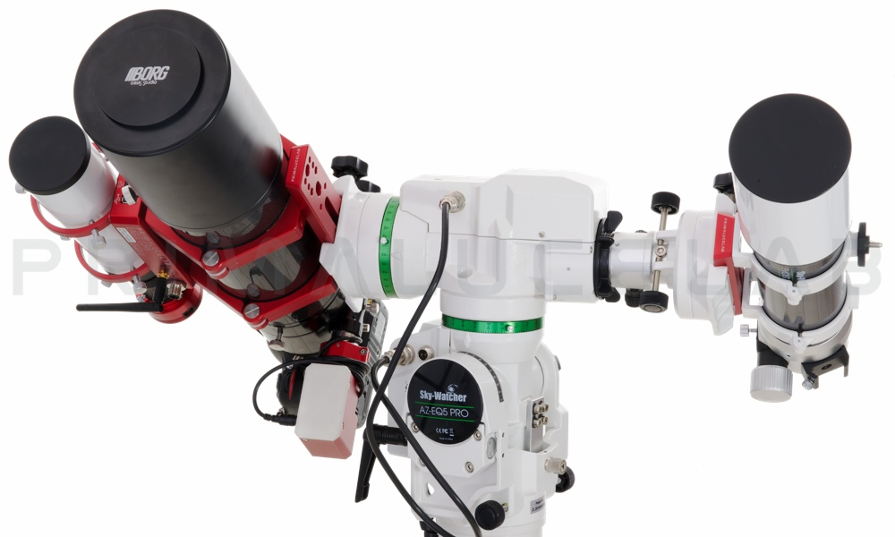 SkyWatcher AZ-EQ5 PRO SynScan mount