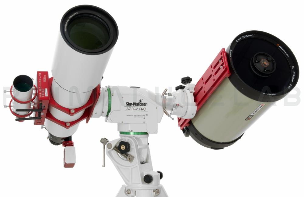 SkyWatcher montatura AZ-EQ6 PRO SynScan