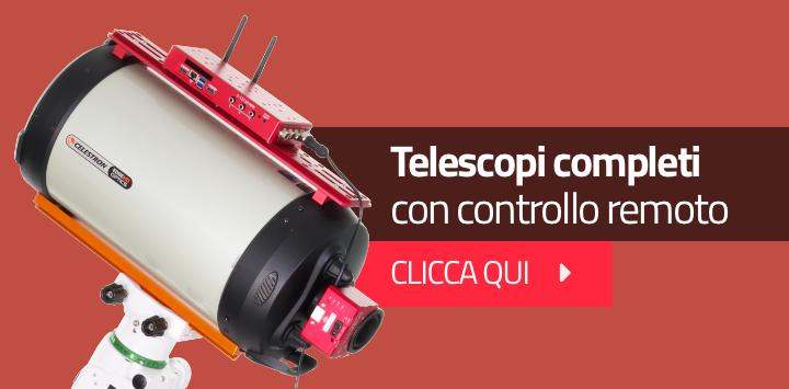 Telescopi completi con controllo remoto
