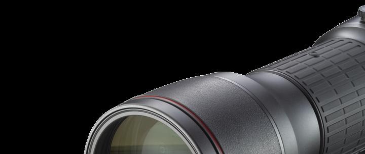 Nikon EDG spotting scopes