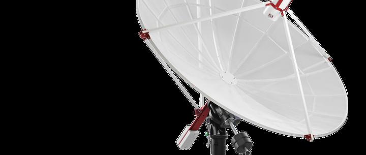 Radiotelescopio SPIDER 230C