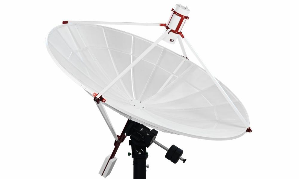 Radiotelescopio compatto SPIDER 230C
