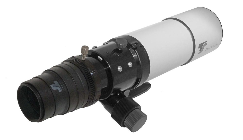 TS-Optics field flattener for PhotoLine 60mm apo refractors