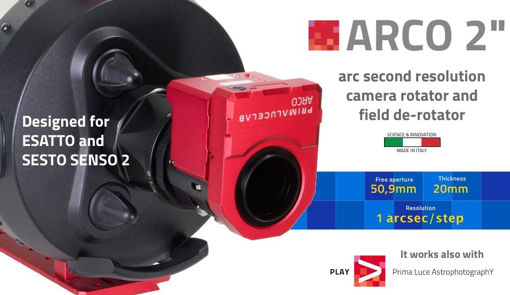 ARCO 2 robotic rotator