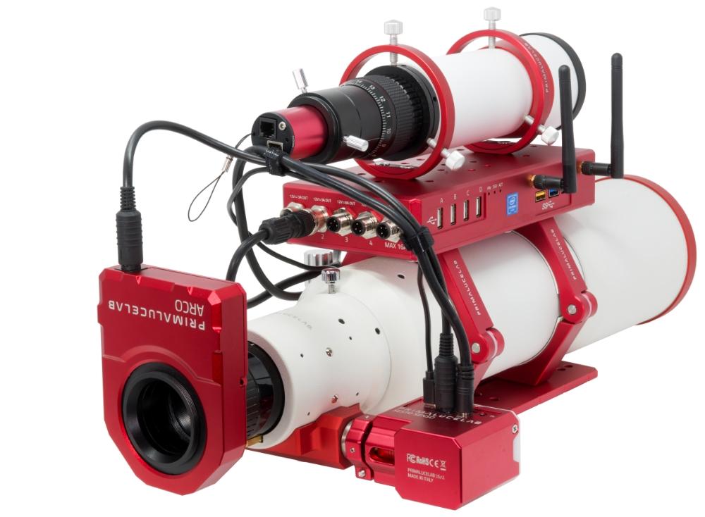 SESTO SENSO 2 motorizzazione robotica per focheggiatori
