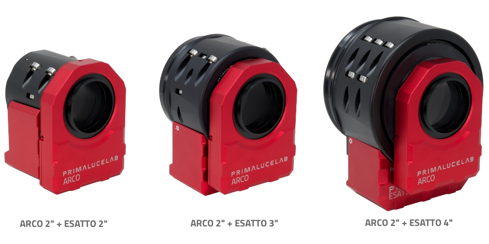 ARCO 2 camera rotator and field de-rotator