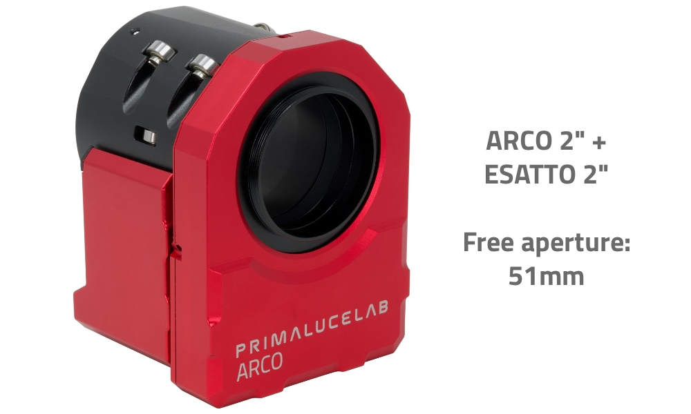 Adapter ESATTO 2 for ARCO 2