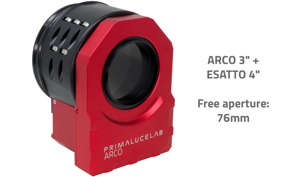 Adapter ESATTO 4 for ARCO 3