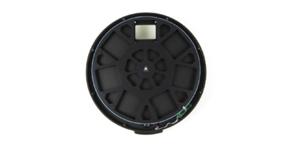 Moravian motorized filter wheel for G3 Mark II series for 7 50x50mm filters