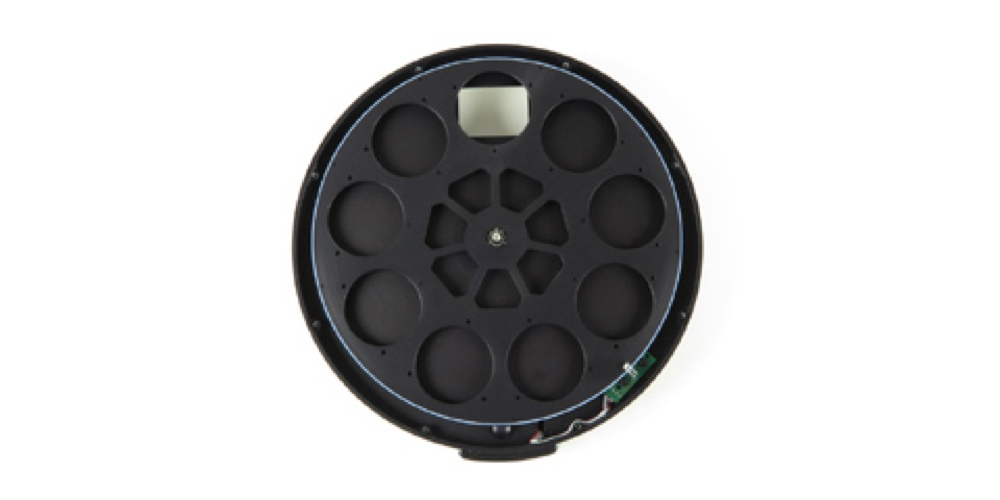 Moravian motorized filter wheel for G3 Mark II series for 9 50,8mm filters