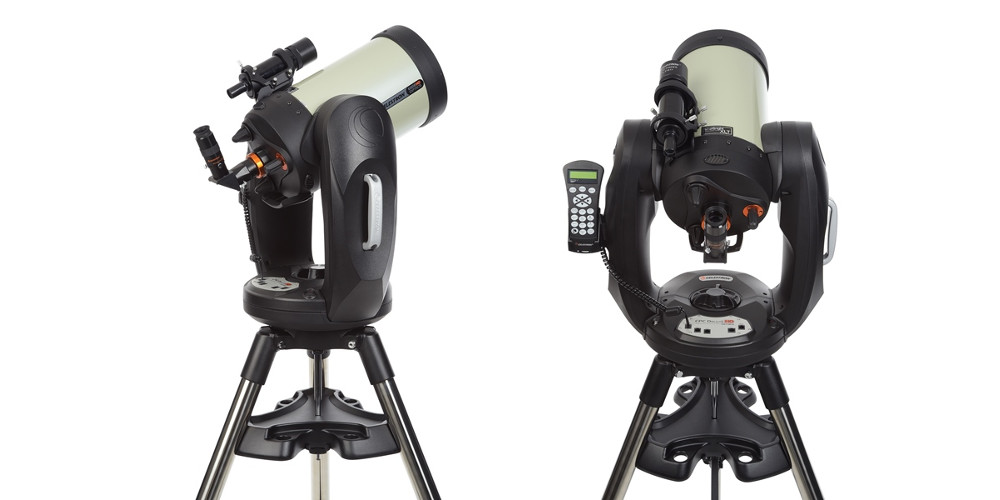 Celestron CPC 1100 DELUXE HD computerized telescope