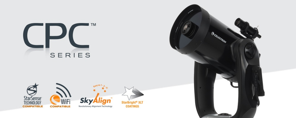 Celestron CPC 1100 XLT computerized telescope