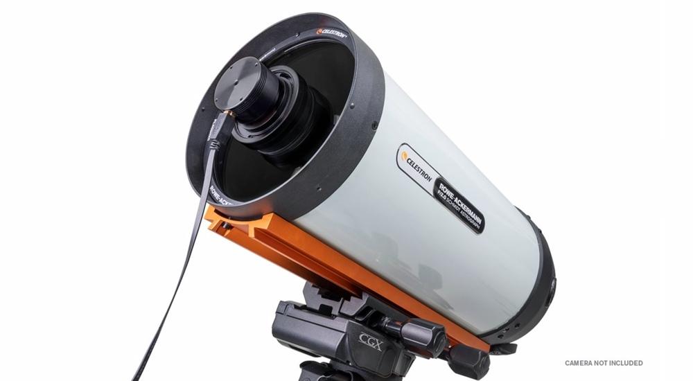 Celestron astrografo RASA Rowe-Ackermann Schmidt 8