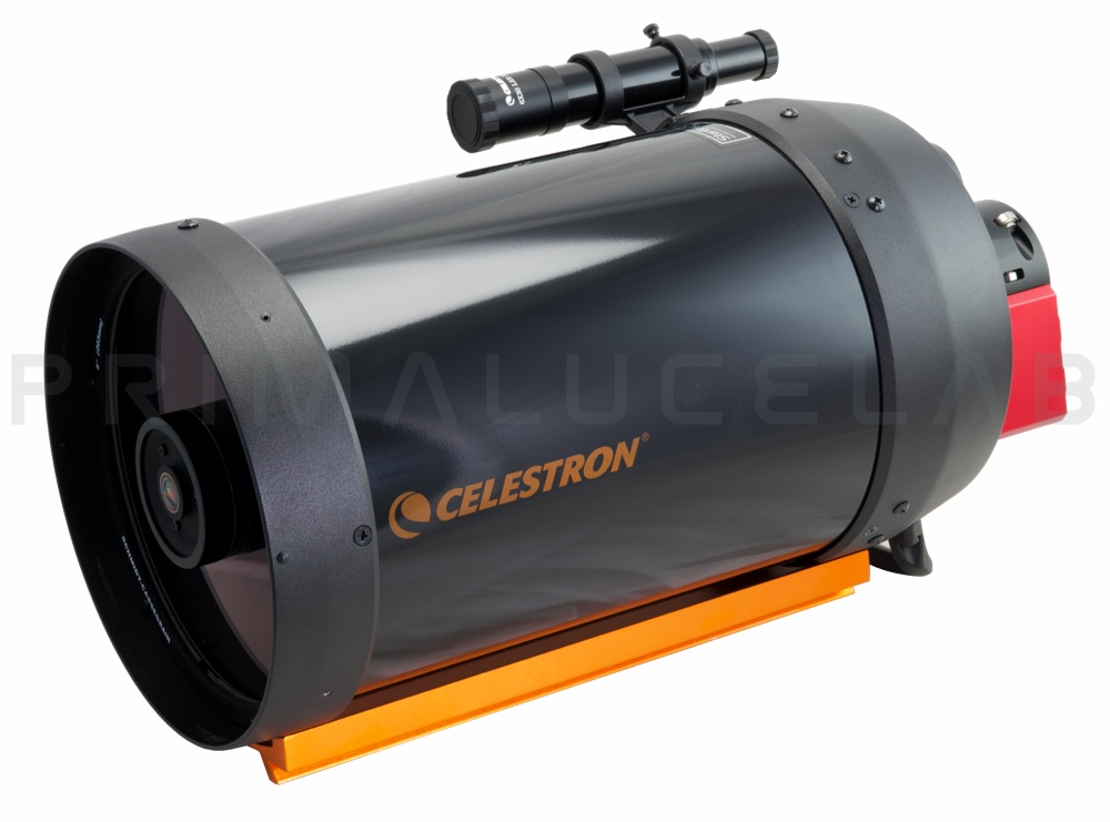 Celestron C8-XLT with dovetail Losmandy type and ESATTO 2