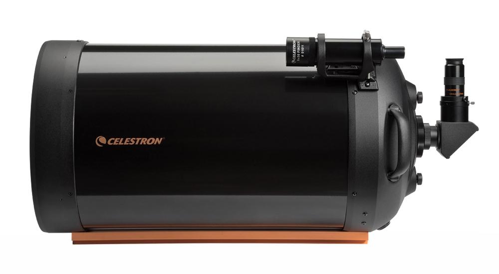 Celestron C14-XLT Schmidt-Cassegrain telescope with Losmandy dovetail type