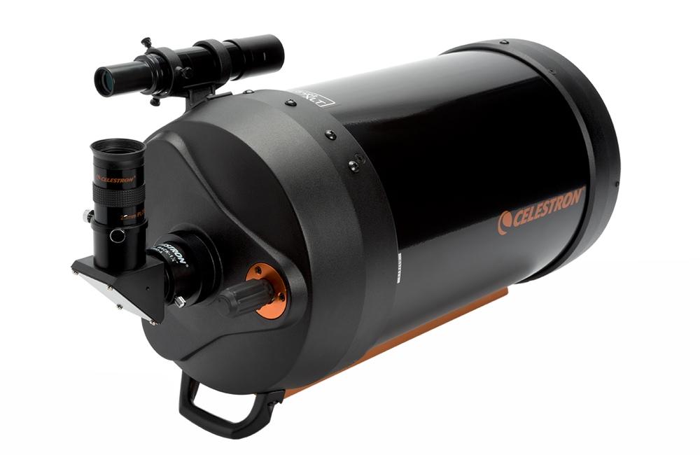 Celestron telescopio C8-XLT Schmidt-Cassegrain con barra Losmandy