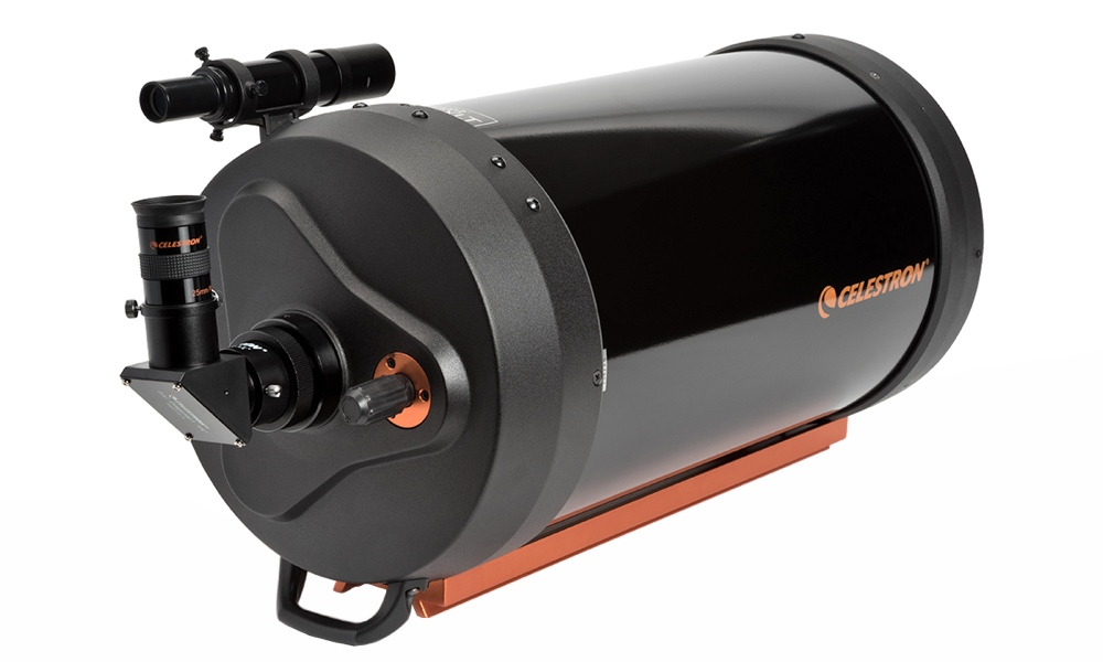 Celestron C9,25-XLT Schmidt-Cassegrain telescope with dovetail Losmandy type