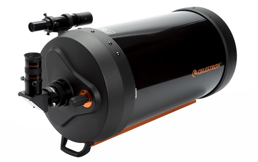 Celestron telescopio C9,25-XLT Schmidt-Cassegrain con barra Vixen