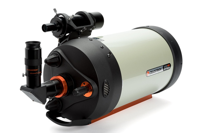 Celestron EdgeHD 800 with Losmandy bar