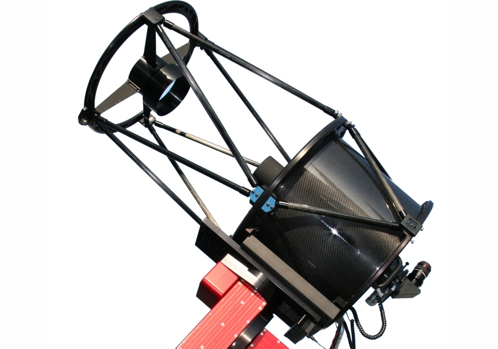 PlaneWave CDK500 f/6.8 telescope with CDK20 tube and L-500 mount