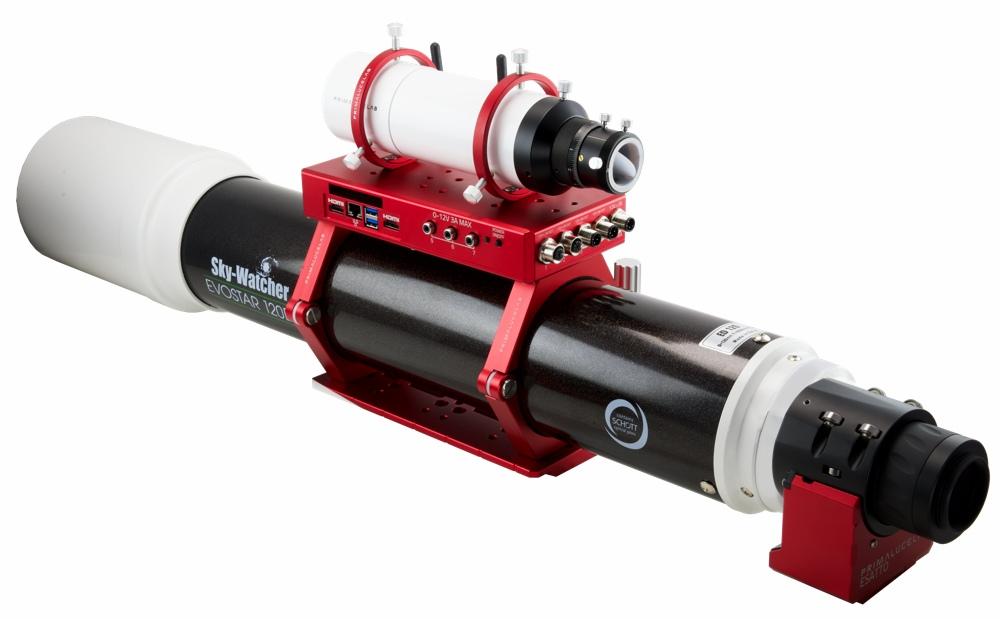 SkyWatcher EVOSTAR 120 ED apochromatic refractor