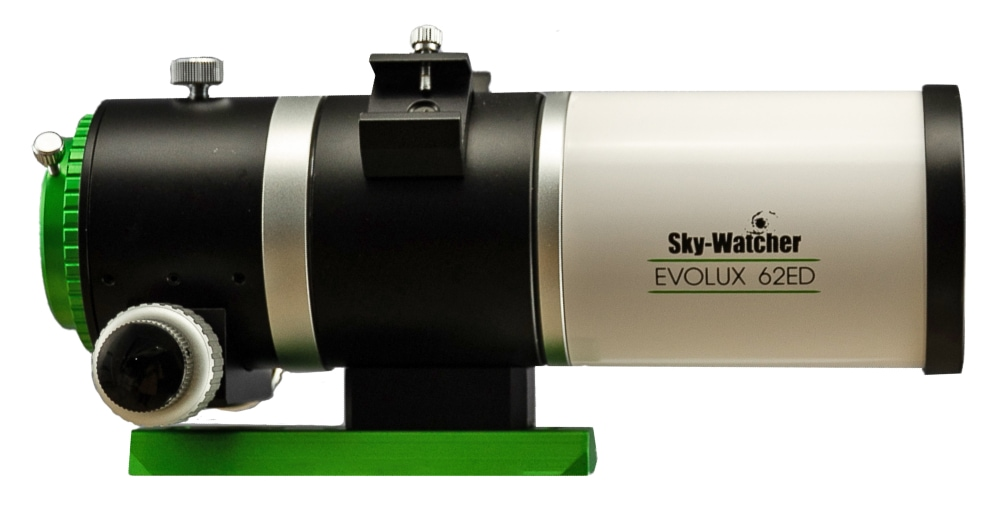 SkyWatcher EVOLUX 62 ED apochromatic refractor with SESTO SENSO
