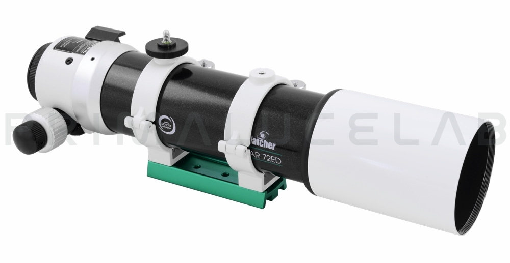 SkyWatcher rifrattore apocromatico Evostar ED72